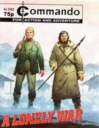 D.C. Thomson & Co.'s Commando: For Action and Adventure Issue # 3382