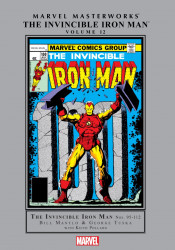 Marvel Comics's Marvel Masterworks: Invincible Iron Man Hard Cover # 12