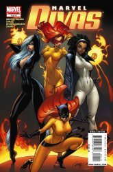 Marvel Comics's Marvel Divas Issue # 1