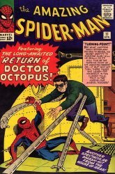 Marvel Comics's The Amazing Spider-Man Issue # 11