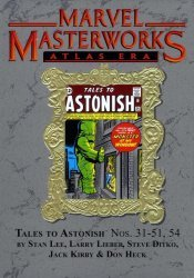 Marvel Comics's Marvel Masterworks: Atlas Era - Tales to Astonish Hard Cover # 4b