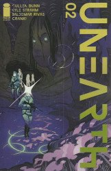 Image Comics's Unearth Issue # 2b
