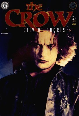 The Crow: City of Angels 2b (Kitchen Sink Comix) - ComicBookRealm.com