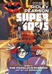 DC Zoom's Super Sons Soft Cover # 2