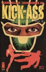 Image Comics's Kick-Ass Issue # 2c