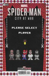 Marvel Comics's Marvel's Spider-Man: City at War Issue # 5c
