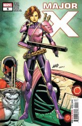 Marvel Comics's Major X Issue # 5