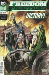 DC Comics's Freedom Fighters Issue # 12