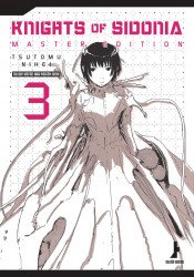 Vertical's Knights Of Sidonia: Master Edition Soft Cover # 3