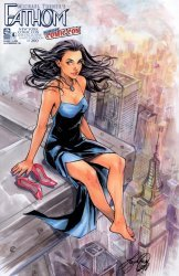Aspen Entertainment's Fathom Issue # 4nycc