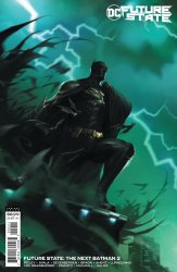 DC Comics's Future State: Next Batman Issue # 2b