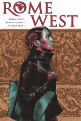 Dark Horse Comics's Rome West TPB # 1