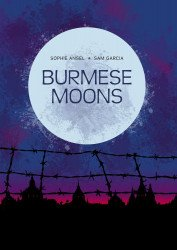 IDW Publishing's Burmese Moon Hard Cover # 1