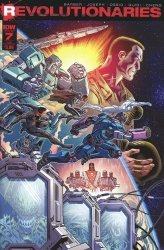 IDW Publishing's Revolutionaries Issue # 7sub-b