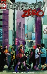 Scout Comics's Category Zero Issue ashcan