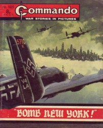 D.C. Thomson & Co.'s Commando: War Stories in Pictures Issue # 1020