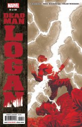 Marvel Comics's Dead Man Logan Issue # 11