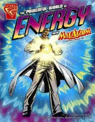 Capstone Press's Graphic Library: Powerful World of Energy Soft Cover # 1