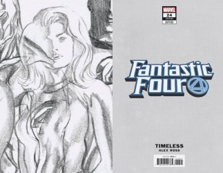 Marvel Comics's Fantastic Four Issue # 24i