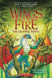 Graphix's Wings of Fire Hard Cover # 3