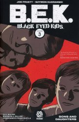After-Shock Comics's Black Eyed Kids TPB # 3