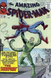 Marvel Comics's The Amazing Spider-Man Issue # 20