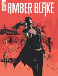 IDW Publishing's Amber Blake Issue # 4