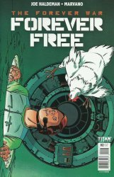 Titan Comics's The Forever War: Forever Free Issue # 2