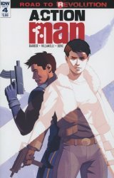 IDW Publishing's Action Man Issue # 4