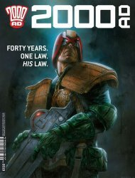 Rebellion's 2000 A.D. Issue # 2019
