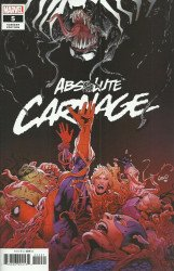 Marvel Comics's Absolute Carnage Issue # 5e