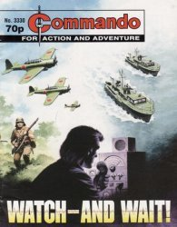 D.C. Thomson & Co.'s Commando: For Action and Adventure Issue # 3330