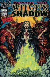 American Mythology's Beware The Witch's Shadow: Happy New Fear Issue # 1