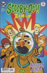 DC Comics's Scooby-Doo Team-Up Issue # 32