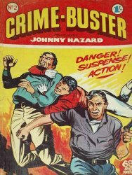 World Distributors's Crimebuster Issue # 2