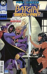DC Comics's Batgirl and the Birds of Prey Issue # 20
