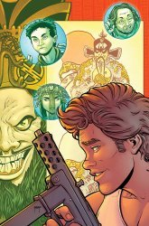 BOOM! Studios's Big Trouble In Little China: Old Man Jack Issue # 1d