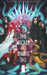 Image Comics's The Wicked + The Divine Issue # 24b