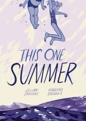 First Second Books's This One Summer TPB # 1