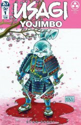 IDW Publishing's Usagi Yojimbo Issue # 1