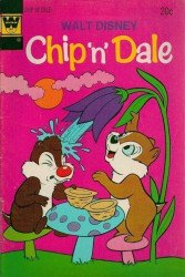 Gold Key's Chip 'n' Dale Issue # 23whitman