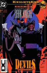 DC Comics's Batman: Legends of the Dark Knight Issue # 62b
