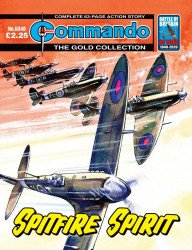 D.C. Thomson & Co.'s Commando: For Action and Adventure Issue # 5348