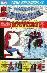 Marvel Comics's True Believers: Spider-Man vs Mysterio Issue # 1