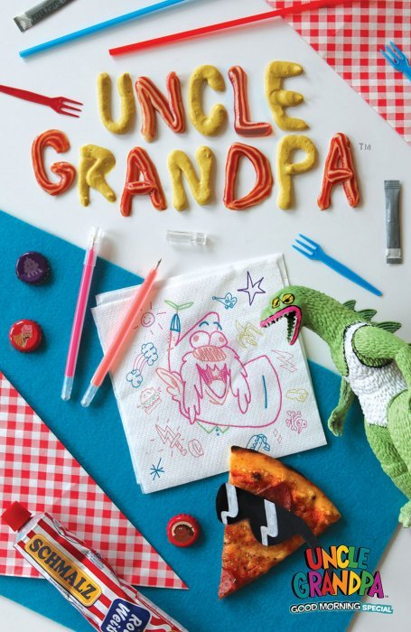 Good Morning Uncle : Uncle grandpa good morning special kaboom