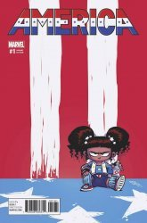 Marvel Comics's America Issue # 1f