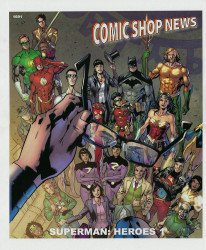 Comic Shop News's Comic Shop News Issue # 1691
