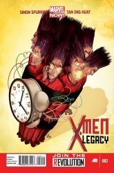 Marvel Comics's X-Men: Legacy Issue # 2