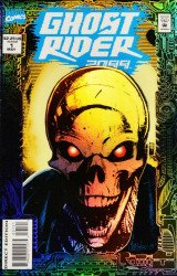 Marvel Comics's Ghost Rider 2099 Issue # 1c
