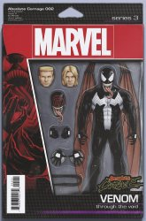 Marvel Comics's Absolute Carnage Issue # 2b